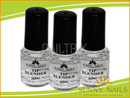Tip blender mini Sunny Nails - tekutý pilnik 6ml