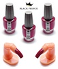 Lak na nehty Black Prince 15ml (23) | Nailtrix